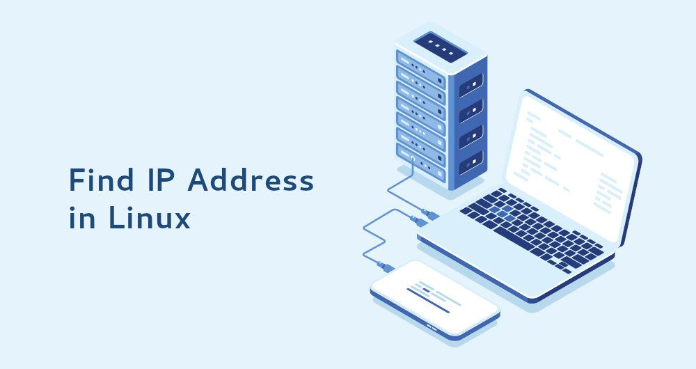 How to Find your IP Address in Linux