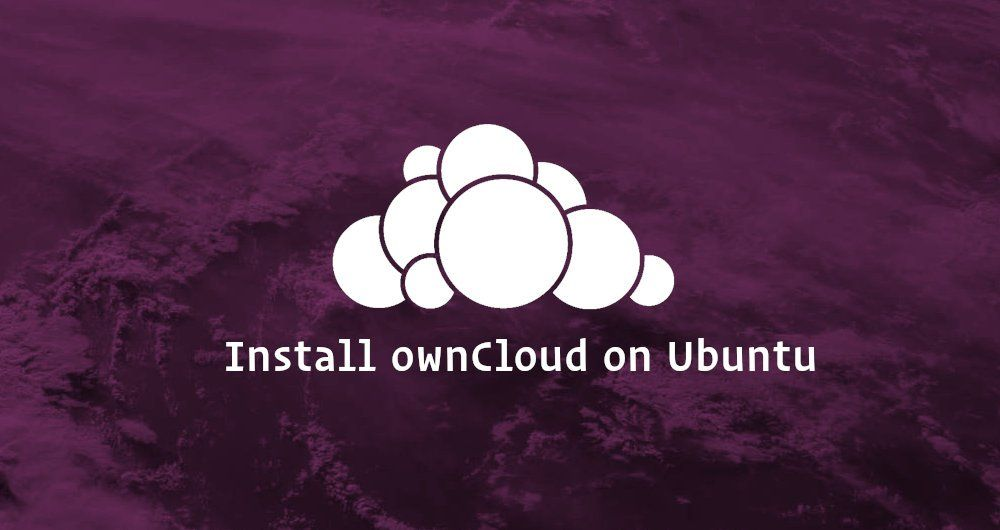 How to Install and Configure ownCloud with Apache on Ubuntu 18.04