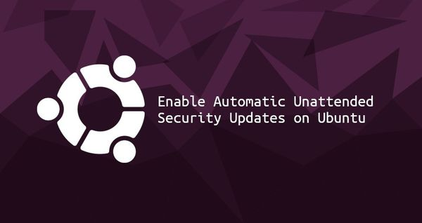 How to Enable and Set up Automatic Unattended Security Updates on Ubuntu 18.04
