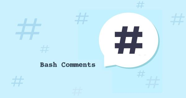 Writing Comments in Bash Scripts
