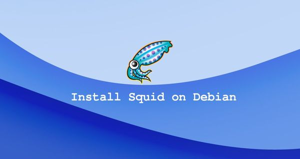 How to Install and Configure Squid Proxy on Debian 10