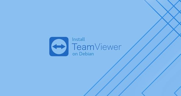 How to Install TeamViewer on Debian 9