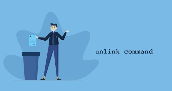 Unlink Command in Linux (Remove File)
