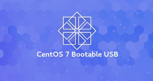 How to Create Bootable CentOS 7 USB Stick on Linux